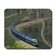 Mousepad - Tunnel 10