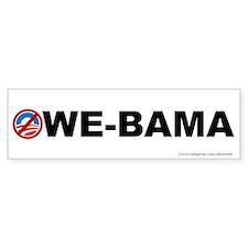 Owe - Bama, Bumper Sticker
