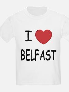 I heart belfast T-Shirt
