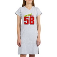 MS58SS2 Women's Nightshirt