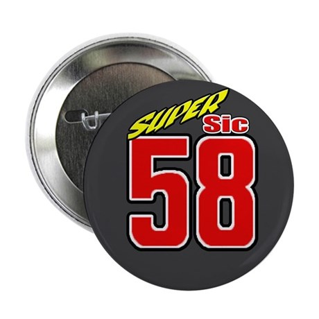 """MS58SScircle 2.25"""" Button (10 pack)"""