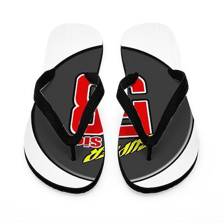MS58SScircle Flip Flops