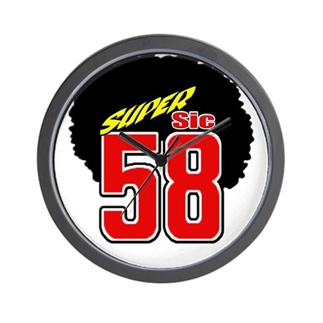 MS58SSafro Wall Clock