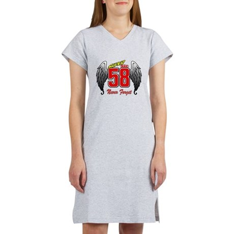 MS58SSwings Women's Nightshirt