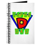Superhero Super Dad Journal