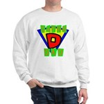 Superhero Super Dad Sweatshirt