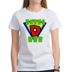 Superhero Super Dad Women's T-Shirt