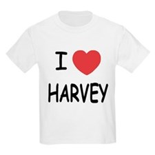 I heart harvey T-Shirt