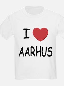 I heart aarhus T-Shirt