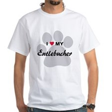 I Love My Entlebucher Shirt