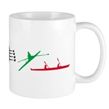 Rowing Small Mug