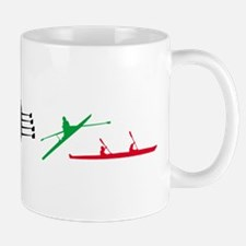 Rowing Small Small Mug