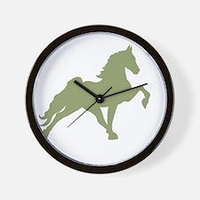 Tennessee walking horse Wall Clock