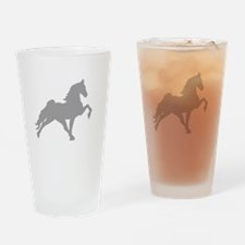 Cute Tennessee walking horse Drinking Glass