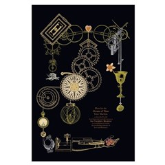 Steampunk Oceans of Time Posters