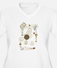Steampunk Oceans of Time T-Shirt