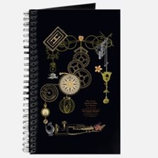 Steampunk Oceans of Time Journal
