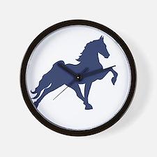 Cute Tennessee walking horse Wall Clock