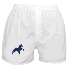 Funny Tennessee walking horse Boxer Shorts