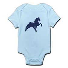 Unique Tennessee walking horse Infant Bodysuit