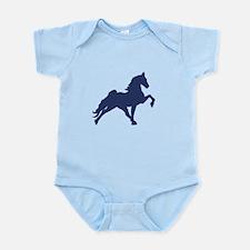 Cute Tennessee walking horse Infant Bodysuit