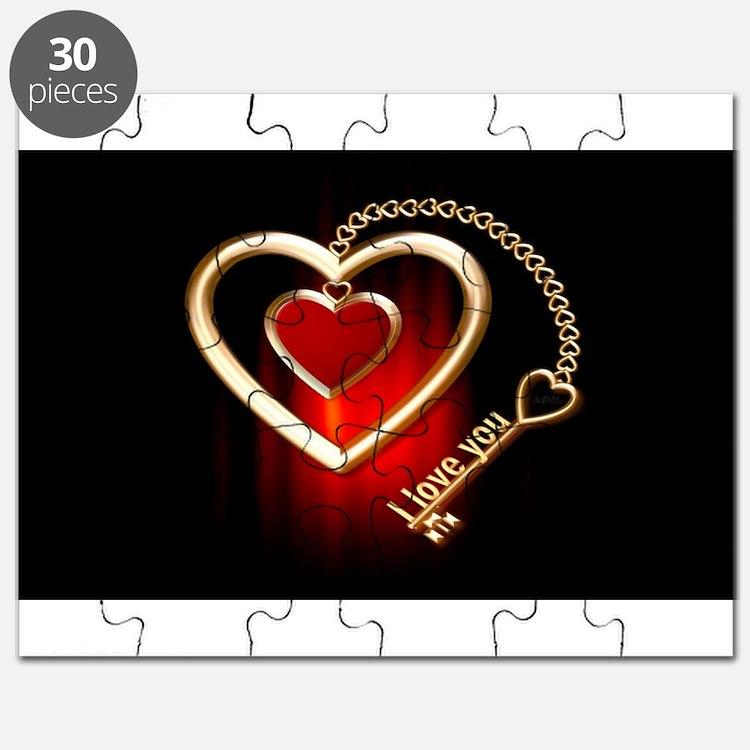 Cute Cupid Puzzle