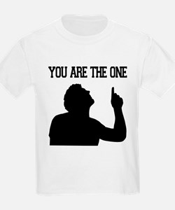 You Are The One - Tebowing T-Shirt