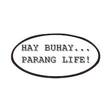 Buhay Parang Life Patches