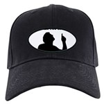 Thank You Jesus - Tebowing Black Cap