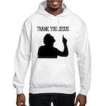 Thank You Jesus - Tebowing Hooded Sweatshirt