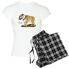 English Bulldog Pajamas
