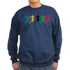 Track and Field Runners Sweatshirt