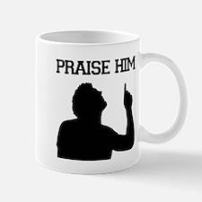 Praise Him - Tebowing Mug