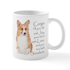 Pembroke Corgi Mug
