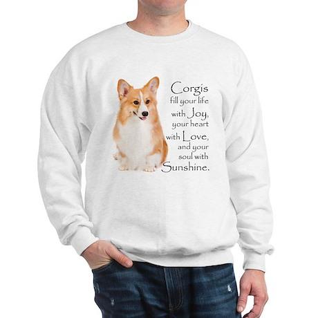 Pembroke Corgi Sweatshirt