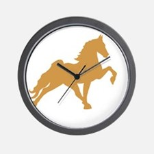 Funny Tennessee walking horse Wall Clock