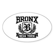 Bronx NY Decal