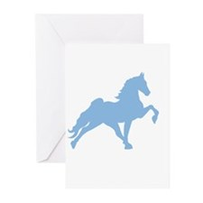 Cool Tennessee walking horses Greeting Cards (Pk of 10)