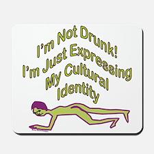 Drunk Culture / Mousepad