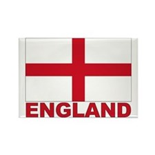 England Flag Rectangle Magnet