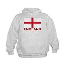 England Flag Hoody