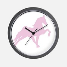 Cool Tennessee walking horse Wall Clock