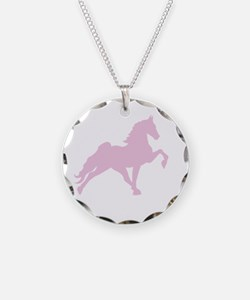 Walking horse Necklace