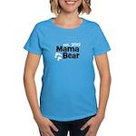 CUSTOM - MAMA BEAR - RUSSIAN- Women's Dark T-Shirt