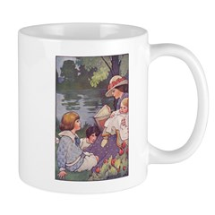 1900's By the River Mug