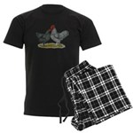 Maline Fowl Men's Dark Pajamas