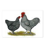 Maline Fowl Postcards (Package of 8)