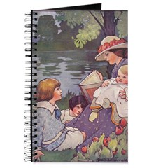 1900's By the River Journal