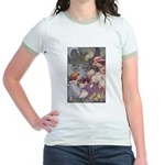 1900's By the River Jr. Ringer T-Shirt