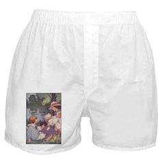 1900's By the River Boxer Shorts
